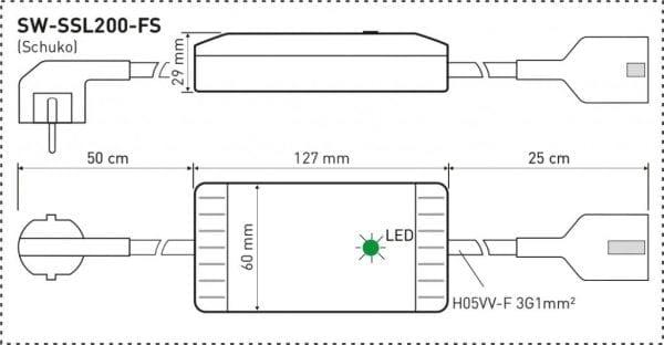 SW-SSL200-FS
