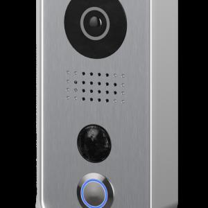 DoorBird IP Video Deur Station D101S, De Strato-Silver Editie