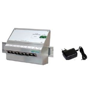Abitana, ABI-EL3008S00 switch with 5V 2,5A power supply (ABI-EL3008S05)