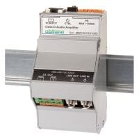 Abitana, Home Control DIN-rail Stereo amplifier 2x20W RMS class D (ABI-MM1001S40)