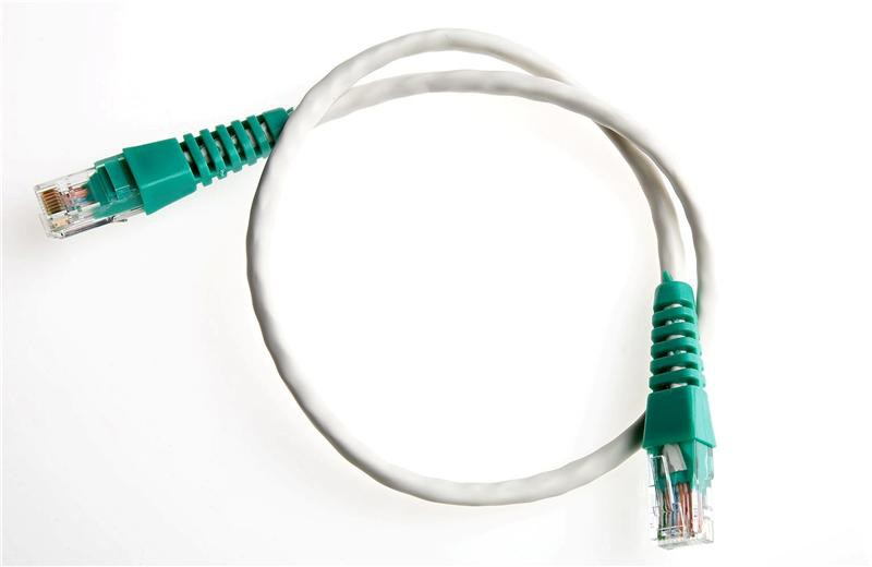 Abitana, Unshielded RJ45-RJ45 patch cord for Comm Center - 45cm (ABI-PC1001S45)
