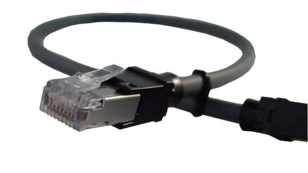 Abitana, Shielded OmniMedia HD 1000 MHz patch cord RJ45-RJ45 - 45cm, 60cm, 75cm, 100cm, 150cm(ABI-PC1002S45)