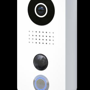 DoorBird IP Video Deur Station D101, De White Editie